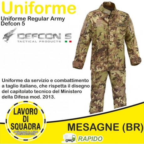 MIMETICA UNIFORME SOLDATO...