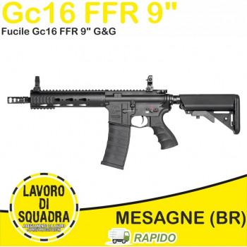 FUCILE ELETTRICO M4 G&G...