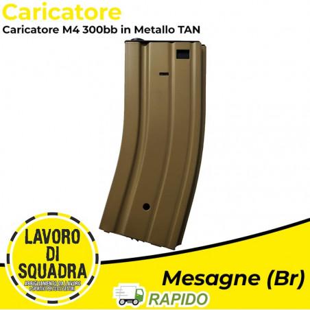 Caricatore Softair M4 300bb...