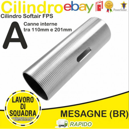 CILINDRO TYPE A (110-201MM)...