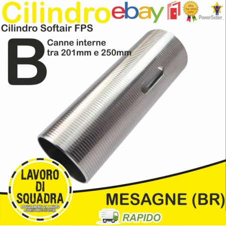 CILINDRO TYPE B (201-250MM)...