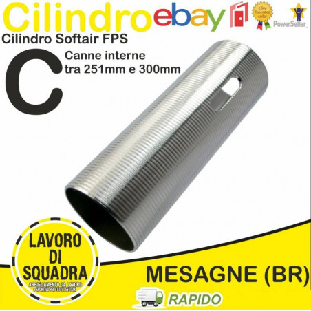 CILINDRO TYPE C (251-300MM)...