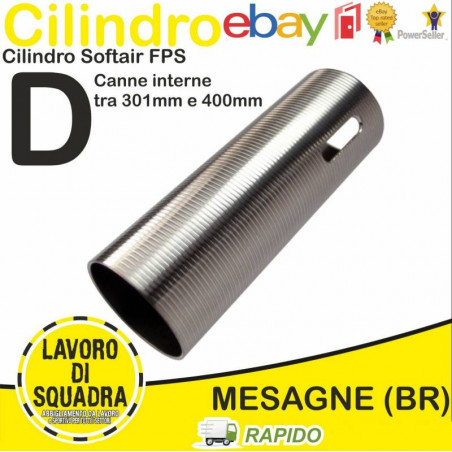 CILINDRO TYPE D (301-400MM)...