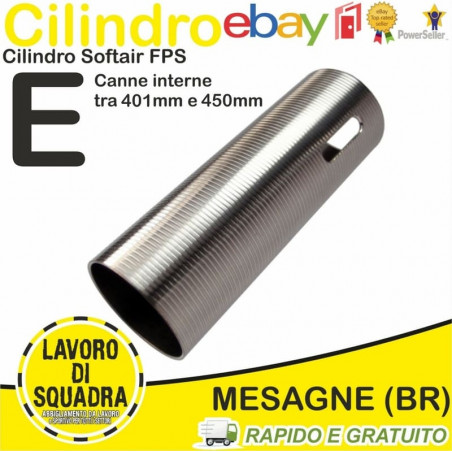 CILINDRO TYPE E (401-450MM)...