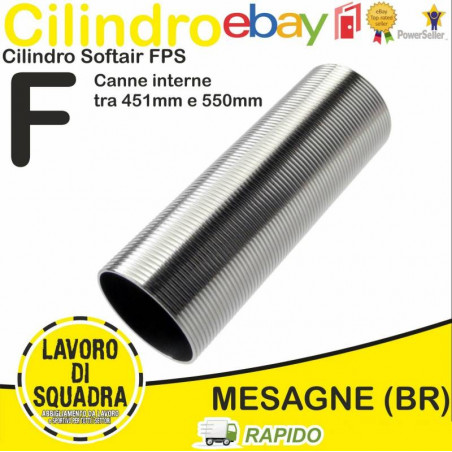 CILINDRO TYPE F (451-500MM)...