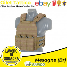Gilet Tattico First...