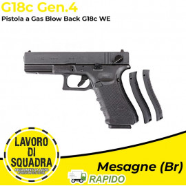 Pistola a Green Gas Replica...