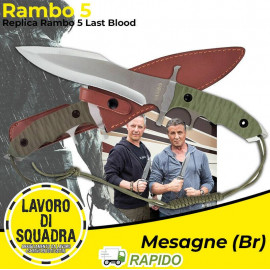 Coltello RAMBO 5 Last Blood...
