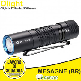 Torcia Professionale Olight...