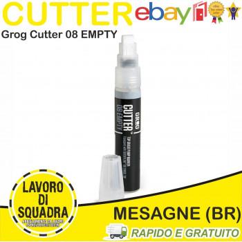GROG CUTTER 08 EPT EMPTY...
