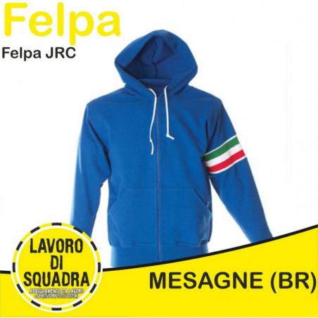 Felpa Con Cappuccio Jrc...