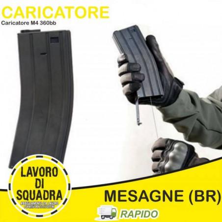 CARICATORE SOFTAIR M4 A...