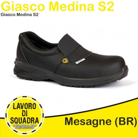 Scarpe Antifortunistiche...