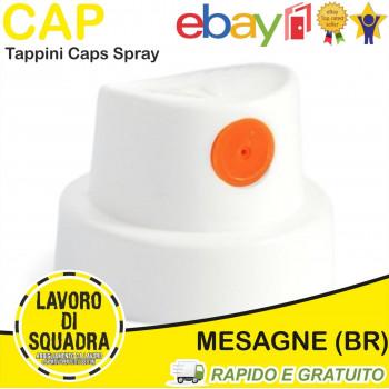 CAP FAT ARANCIO MONTANA CAPS