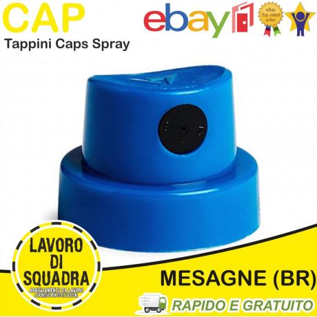 SOFT BLUE CAP MONTANA CAPS