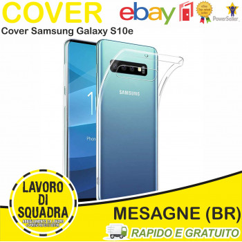 COVER SAMSUNG S10e CUSTODIA...