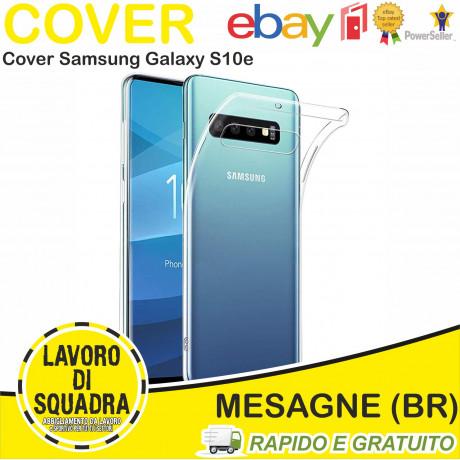 COVER SAMSUNG S10e CUSTODIA...