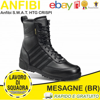 Anfibi CRISPI SWAT HTG...