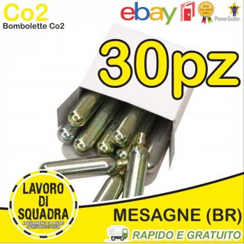 30 Bombolette Co2 12g