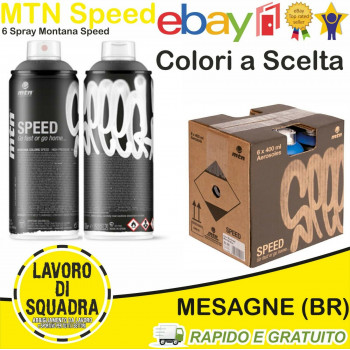 MTN MONTANA SPEED - SPRAY...