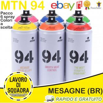 MTN MONTANA 94 - SPRAY...