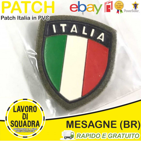 Patch Toppa PVC Scudetto...