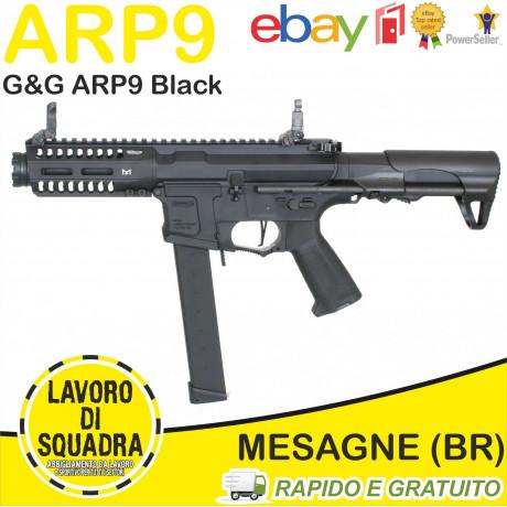 CM16 ARP 9 BLACK MOSFET...