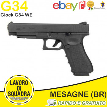 PISTOLA A GAS G34 RAILED...