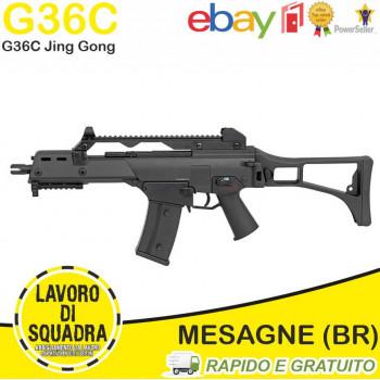 FUCILE ELETTRICO G36C BLACK...
