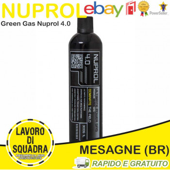 GREEN GAS EXTREME POWER 4.0...
