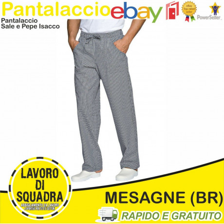 Pantalone Sale e Pepe pantalaccio pied de poule resistente al cloro - ISACCO