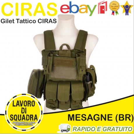 Gilet Tattico CIRAS Softair...