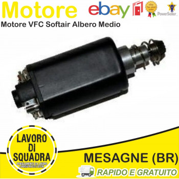 Motore High Speed Albero...