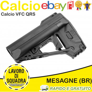 Calcio Softair M4 VFC QRS...