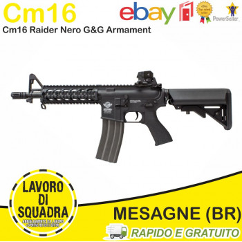 CM16 Raider Nero M4 Softair...