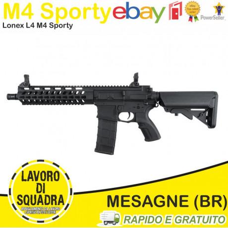 FUCILE ELETTRICO AEG M4...