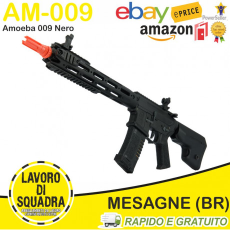 M4 AM-009 NERO Fucile...