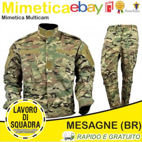 Mimetica ACU Militare...