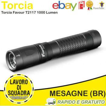 Torcia Led FAVOUR FOCO...