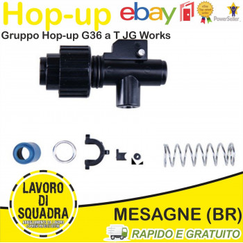 Gruppo Hop Up G36 a T in...
