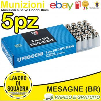 Fiocchi 250 munizioni...