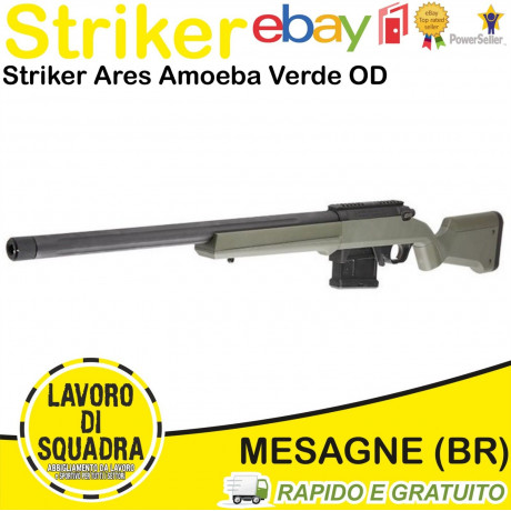 Ares Amoeba Striker AS-01...
