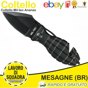 Coltello Granata Softair...