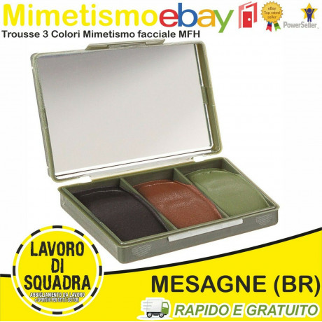 Trousse Mimetismo 3...