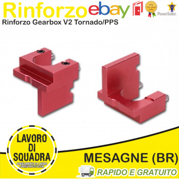 Rinforzo Gearbox V2 Hop Up...