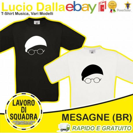 T-SHIRT - Lucio Dalla -...