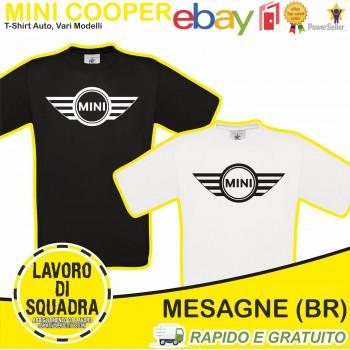 T-Shirt - MINI COOPER -...