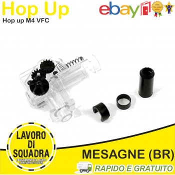 GRUPPO HOP UP PER M4 IN ABS...