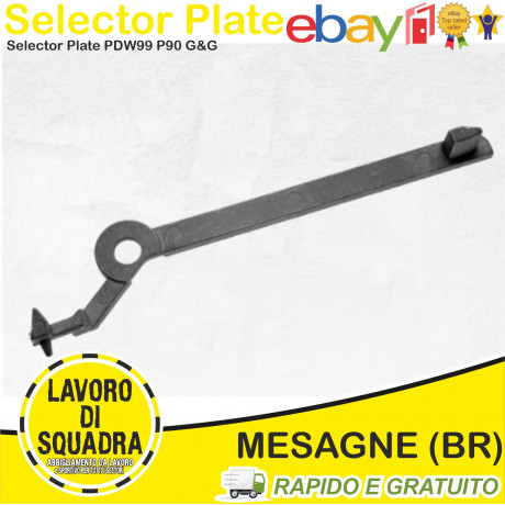 Selector Plate for PDW99 P90 G&G - G&G ARMAMENT