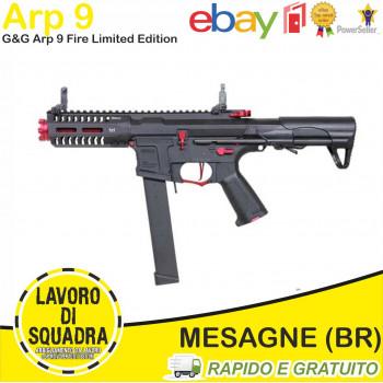 CM16 ARP 9 Fire Rosso...
